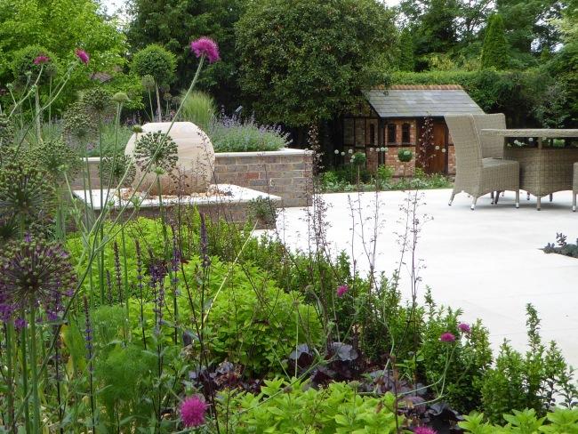 Garden on a Slope Portfolio 2